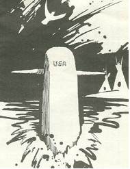 Artwork: from leaflet of People's Enquiry, 1986